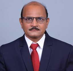 Dr. R. B. Jadhav