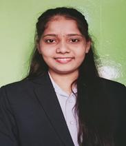 Miss. Aafrin Jamadar From Final Year B. Pharm Qualified GPAT 2020 with AIR : 2267 Percentile : 95.02