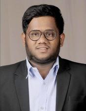Mr. Rais Shikalgar From Final Year B. Pharm Qualified GPAT 2020 with AIR : 1969 Percentile : 95.67