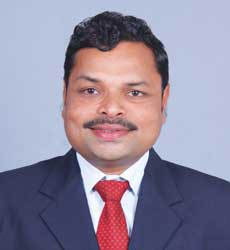 Mr. Rajesh S. Jagtap.