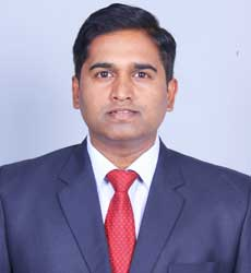 Mr. Jangade N. M.